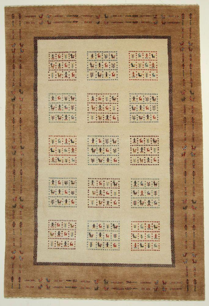 Loribaft sehr Fein Teppiche Handgeknüpft Moderno Tappeto