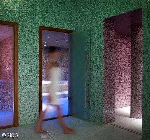 SICIS For ANAZOE SPA COSTA NAVARINO  • #SICIS #Mosaic #Tile #Art