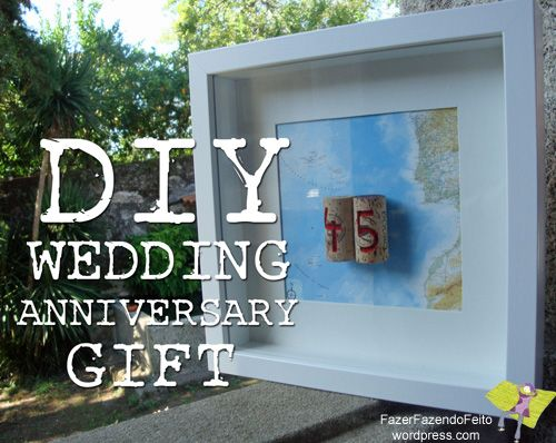 50th Wedding Anniversary Gifts Diy : gift wedding anniversary gifts anniversary ideas homemade gifts diy ...