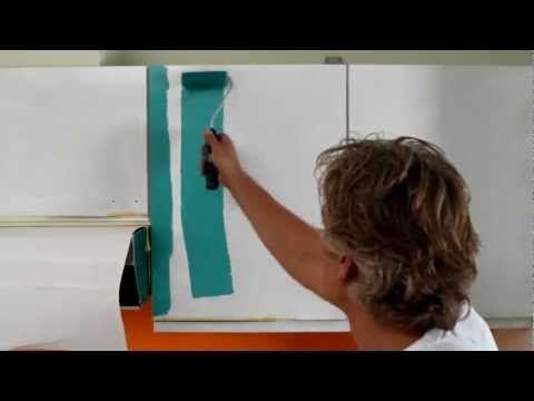 Keukenkasten schilderen melanine |Stappenplan - Levis