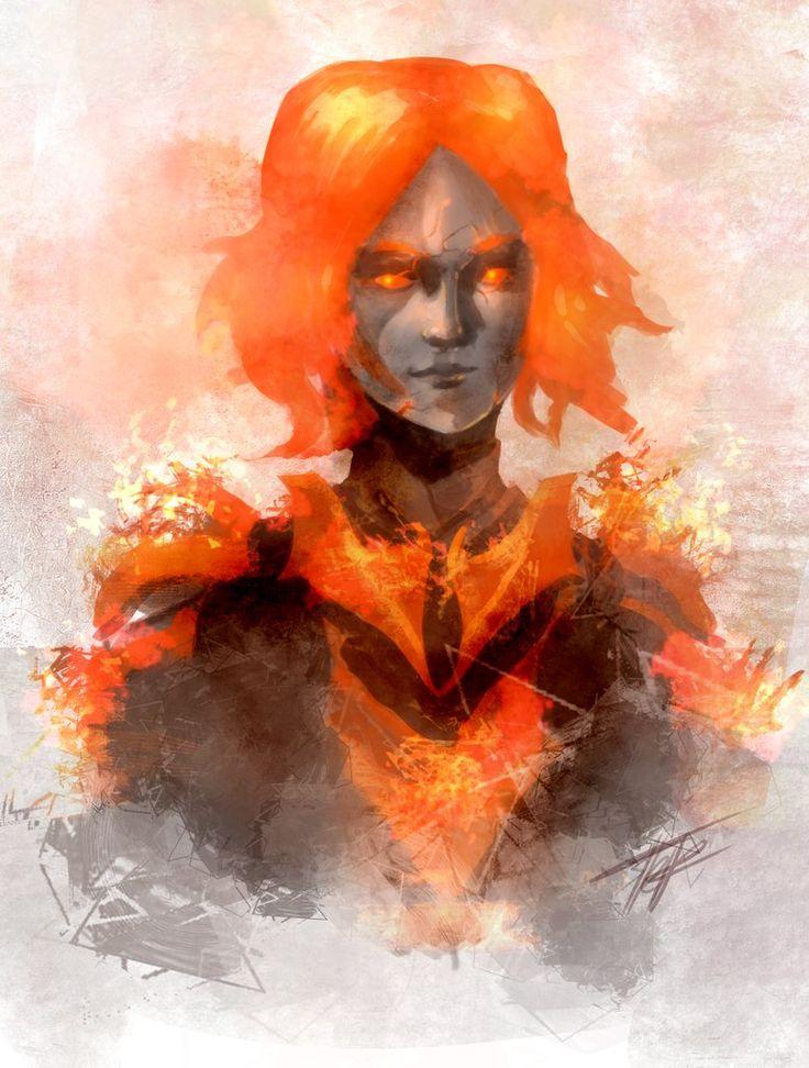 Characters - Fantasy (Warrior)