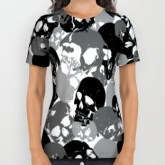 All 49 All Over Print Shirt
