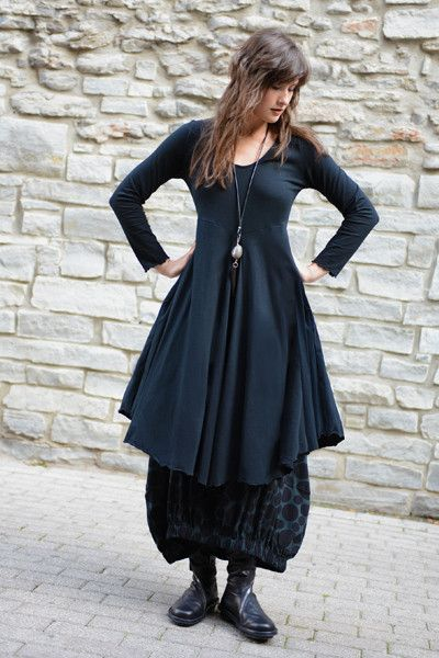 This. (Amsterdam Dress in Black Tokyo)