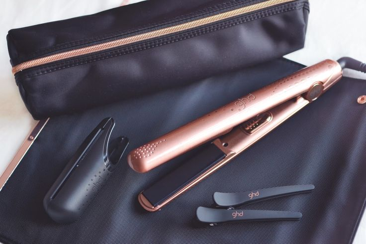 GHD Straighteners Rose Gold Limited Edition {  Giveaway}