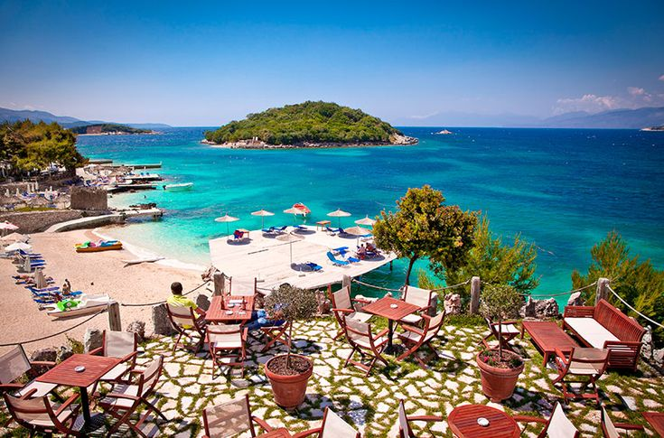 Ksamil, Albania - 8 lugares perfectos para tomarte un año sabático… Y sin gastar una fortuna