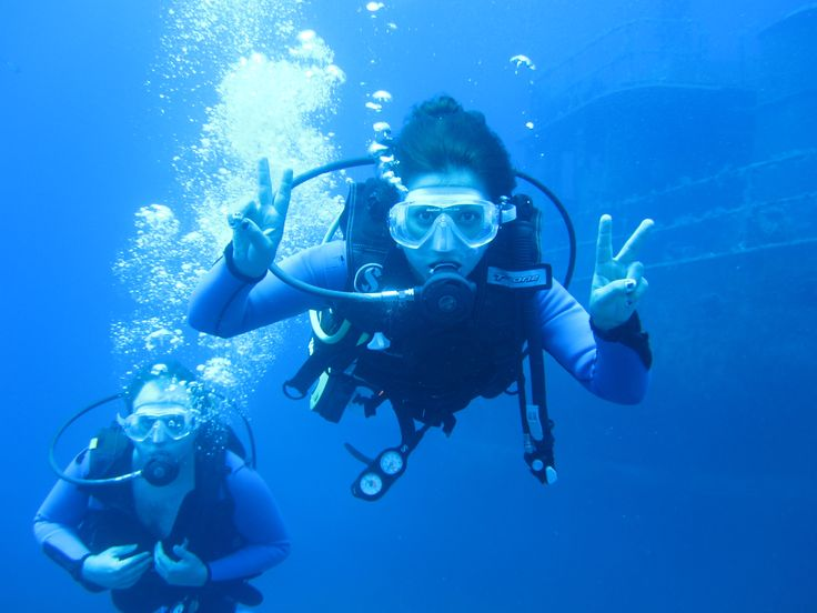 For her naseba TAG Heuer challenge,Seda Akin, senior event producer at naseba, will  become a PADI certified 'Advanced Open Water Diver' before October!