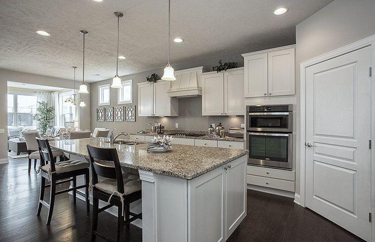 Flat Panel Kitchen Cabinets