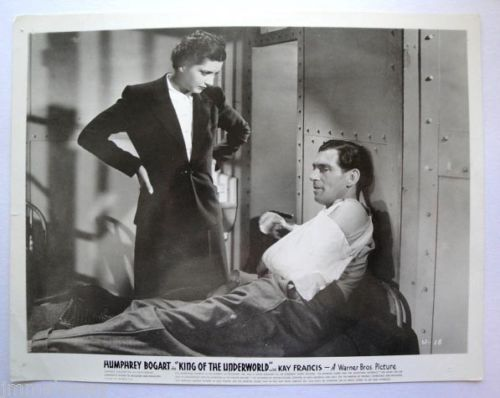 KAY-FRANCIS-Vintage-KING-OF-THE-UNDERWORLD-Bogart-Photo