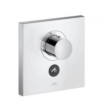 Hansgrohe Axor ShowerSelect Square Thermostat Highflow Unterputz für 1 Verbraucher