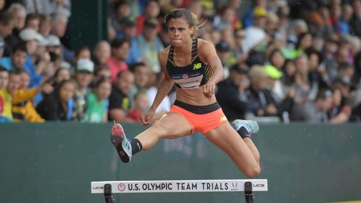 Sydney McLaughlin, a 16-year-old high school student, will be the youngest U.S. Olympian to compete in track and field since 1972 after finishing…