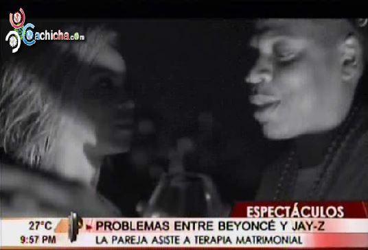 Problemas En El Matrimonio De Beyonce Y Jay-Z #Video