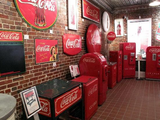 Corinth Coke Museum,, Corinth, MS