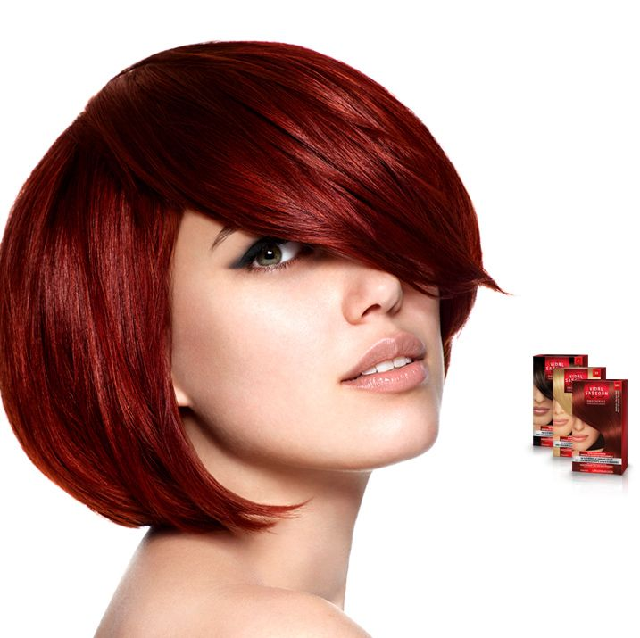 RED hair color! THis is the dye that I use!