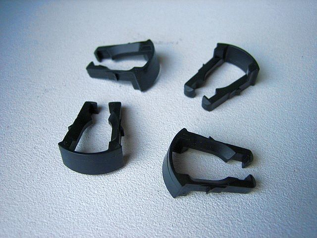 3 8 Ford Fuel Line Clips 3 0 Taurus Sable 5 Clips Ford Taurus Fuel