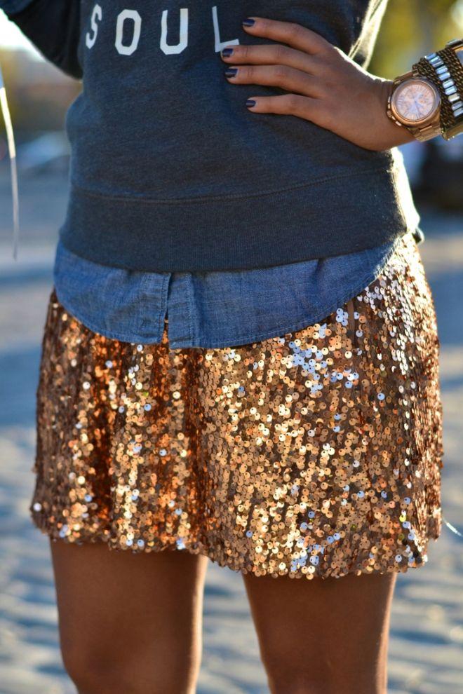 sequins skirt, old navy, jcrew, balloons
