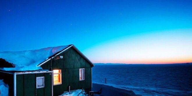 Vezmeme vás na konec světa - Grónsko