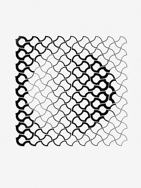 Basic Design Excercise by alphanumeric., via Flickr