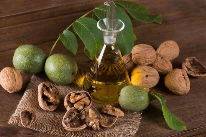 Грецкие орехи для щитовидной железы / Будьте здоровы
