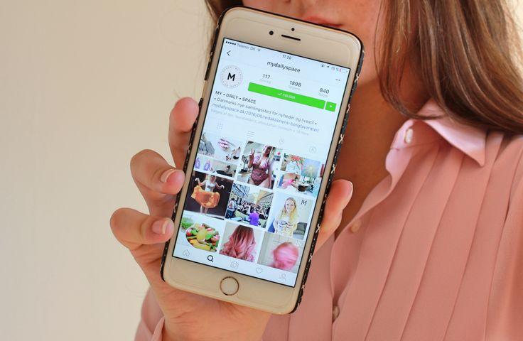 Guide: Sådan får du det perfekte Instagram-feed