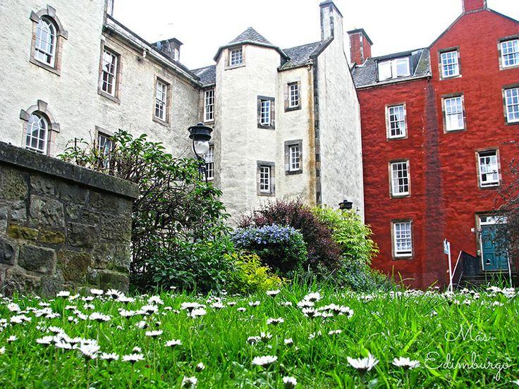 Jardines secretos de la Royal Mile Edimburgo 8