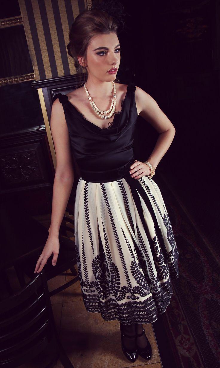 OWN: Notre Dame Skirt