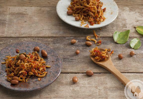 Rasamasa - Teri Kacang Balado