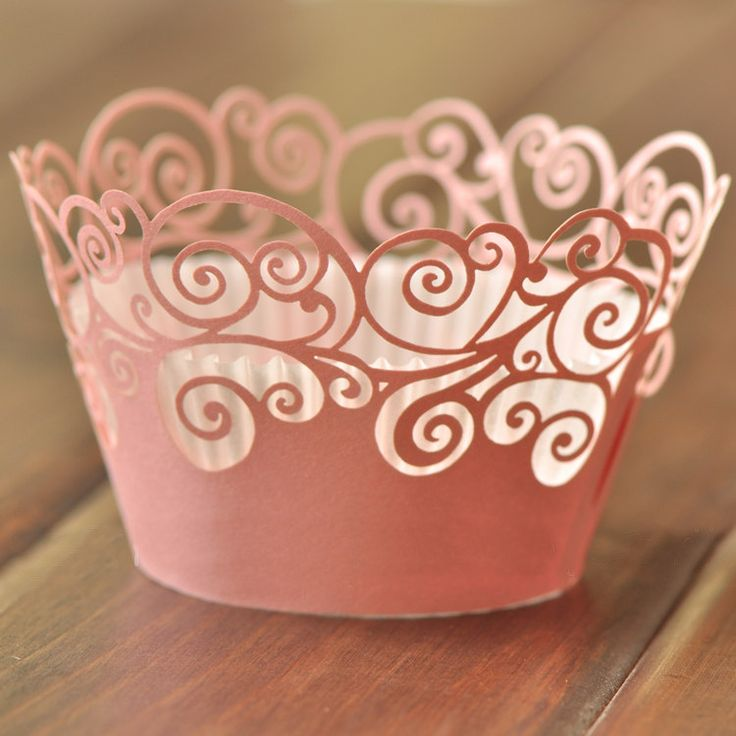 24 Best Images About Cricut Cupcake Wrappers On Pinterest