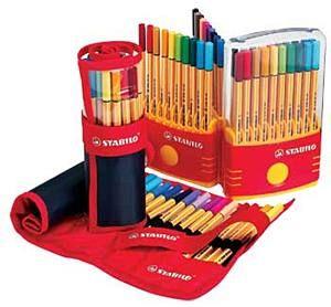 30-Stabilo-marker-sets