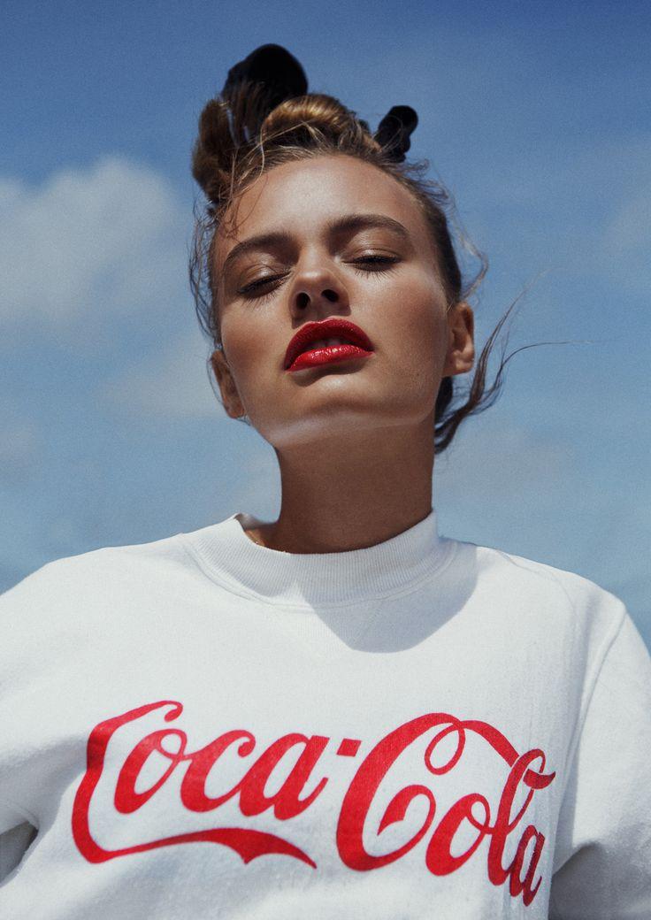 #Coke #babe
