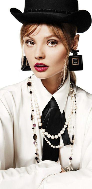 anbenna • Magdalena Frackowiak by Giampaolo Sgura, Vogue...