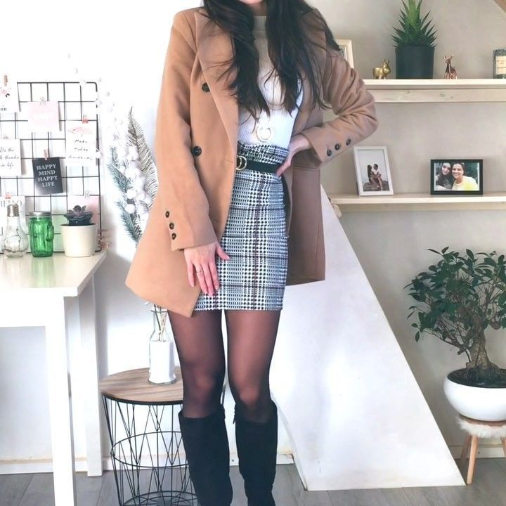 4 winter outfits ❄️ #ootd #outfits #outfitvideo #winteroutfit #outfitinspo –  –