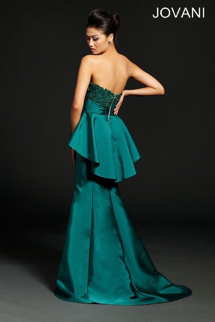 175 best JOVANI images on Pinterest | Formal dresses, Bridal gowns ...