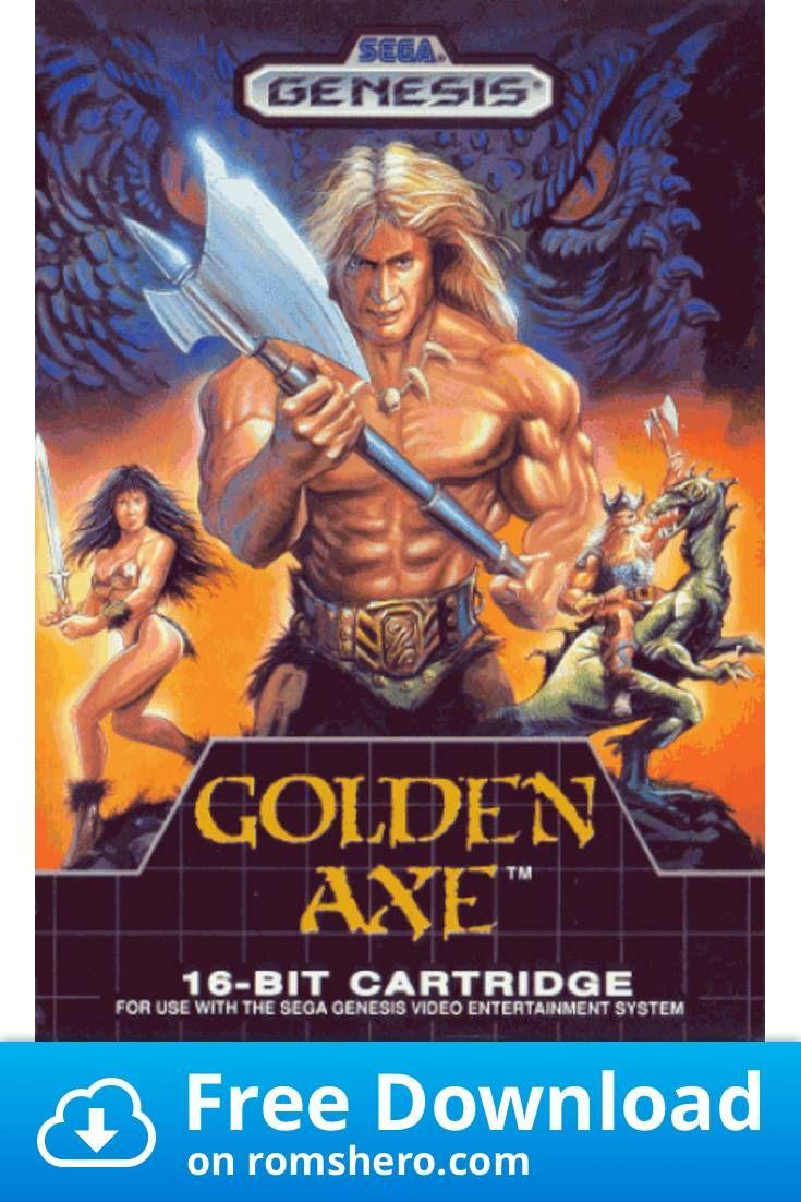 Download Golden Axe Ju Rev 00 Sega Genesis Sega Mega Drive Rom Sega Genesis Video Game Posters Sega