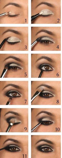 Eye makeup tutorial perfection - eye