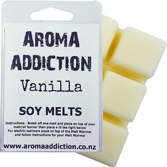 Vanilla Soy Melt Pack Scented melts Aroma Addiction