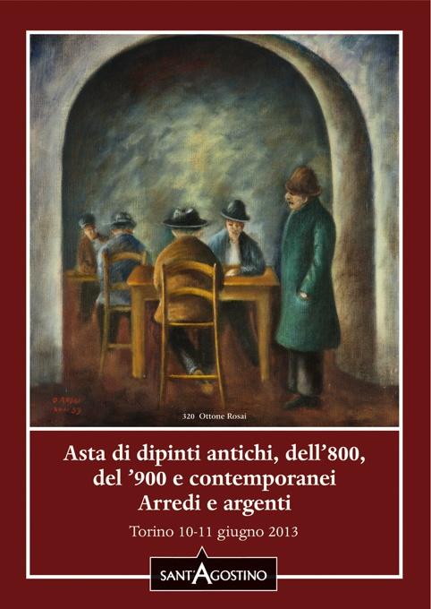 Catalogo completo della 122^ #astasantagostino alla pagina: http://www.santagostinoaste.it/web/guest/galleria