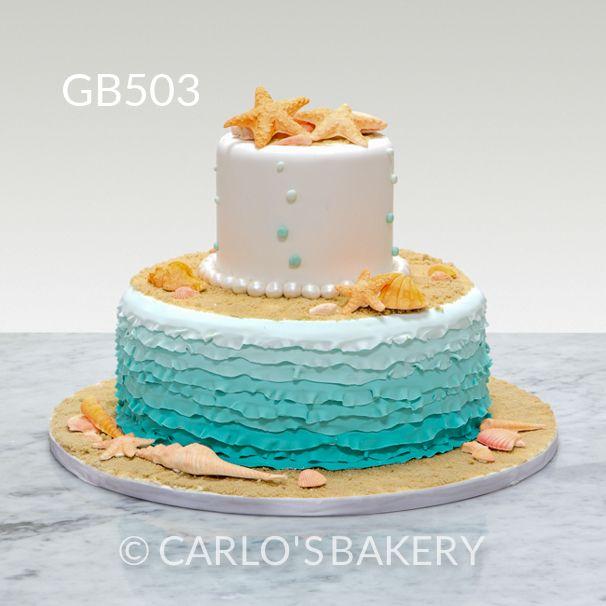 Will Carlos Bakery Make Custom Cake