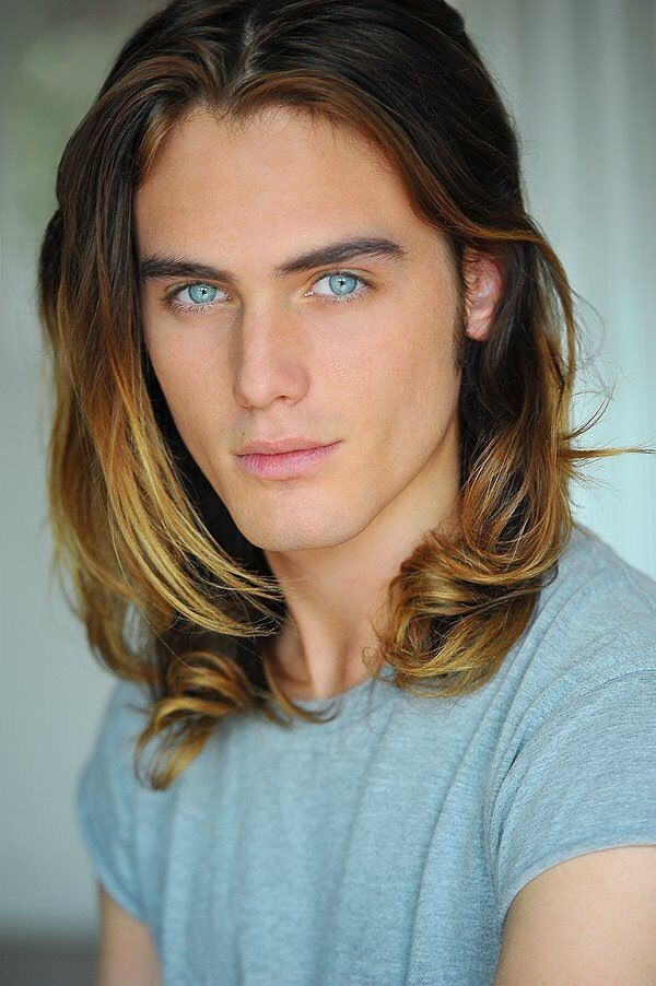 51+ Hairstyles for Men with Long Hair (2020) | Mens hair ...