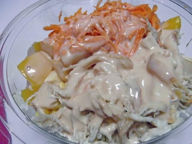 "Salada de Frango ""Al Fresco"""