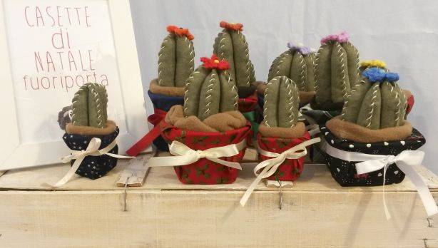 Cactus di pannolenci www.canpigro.com