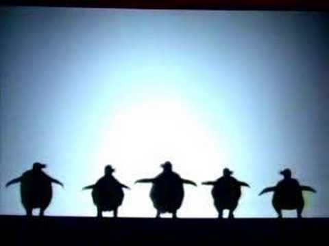 Amazing Shadow Show from Pilobolus to demonstrate the concept of teamwork - we can do more together than alone.