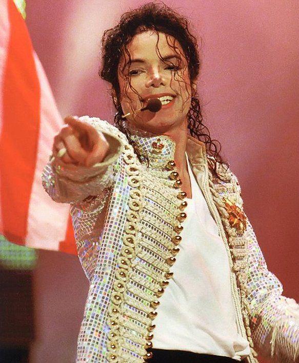 ❤️Michael Jackson History Tour ❤️