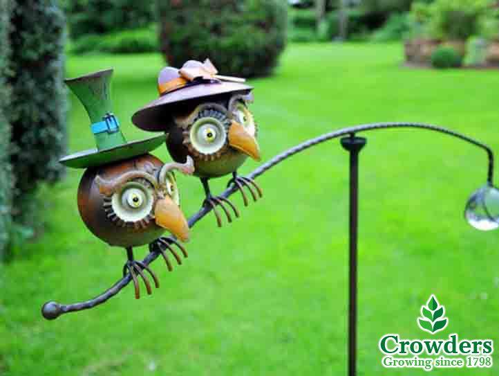 Unique+Garden+Junk+Art | garden animal sculptures garden meadow solar affordable pieces of ...