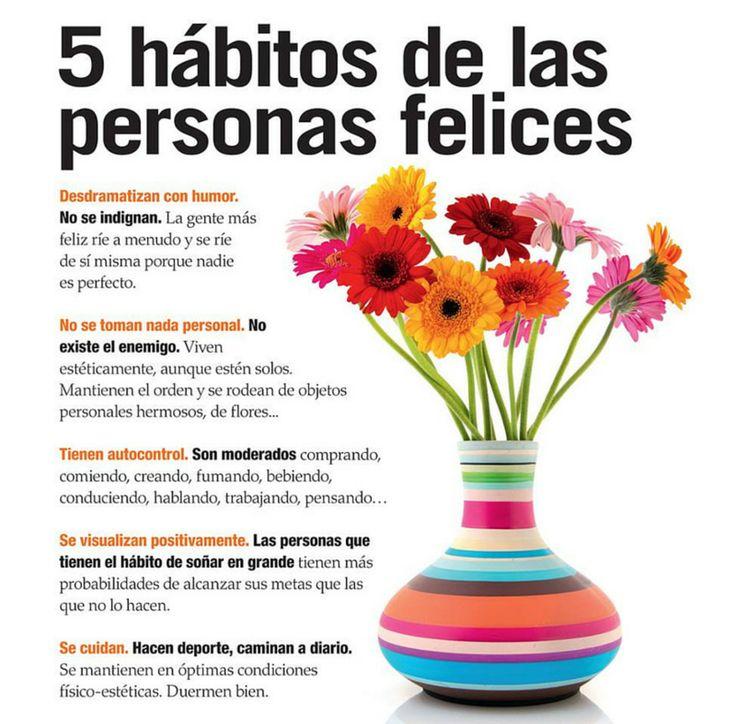 Las 25 mejores ideas sobre frases de personas felices en - Energias positivas en las personas ...