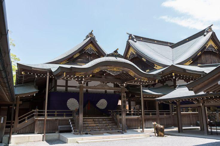 Niewielka miejscowość znajdująca się w japońskim mieście Ise, leży we wschodnim Kansai, lecz to nie rozmiar odgrywa tutaj ogromne znaczenie.