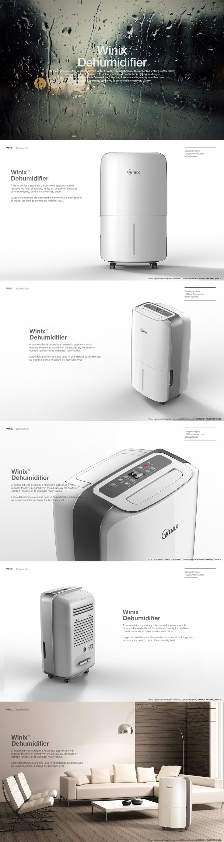 myeongwoo jung on Behance