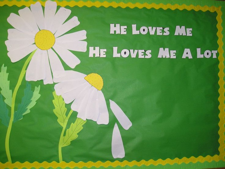 Spring Church Bulletin Board Ideas – Design And Decorating Addict                                                                                                                                                      More