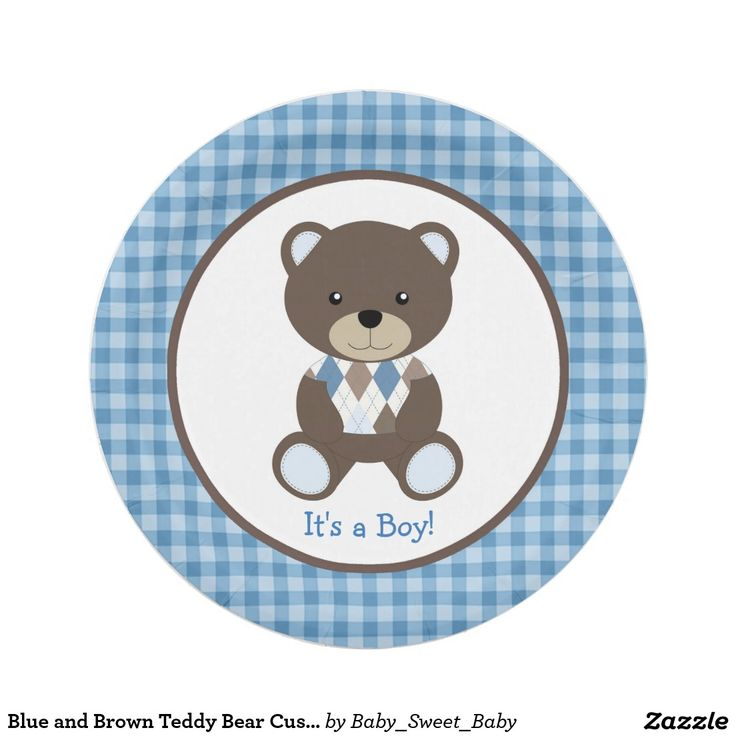 Cute Elephant Plates   Zazzle Zazzle