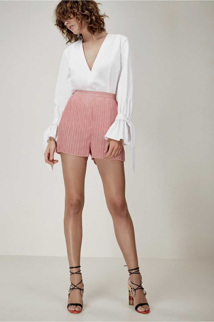 C/MEO COLLECTIVE UNSTOPPABLE SHORT morange link