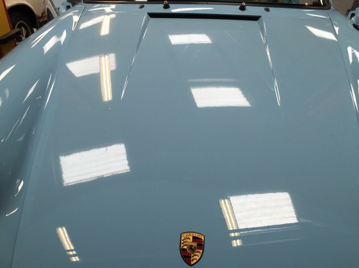 Porsche 964 supercharged bespoke custom build in our shop in progress